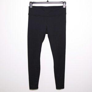 Fabletics Black Powerhold Yoga Pants Medium